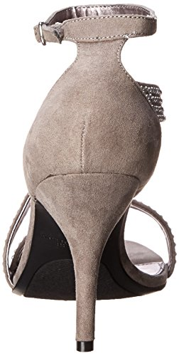Kersha Grey Dress Women's Sandal Rampage vx5qZn