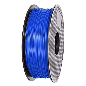 Amazon.com: Filamento para impresora 3D Ifun PLA azul ...
