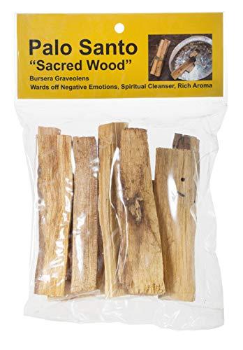 Artisan Owl Palo Santo Sacred Wood Smudging Incense Sticks