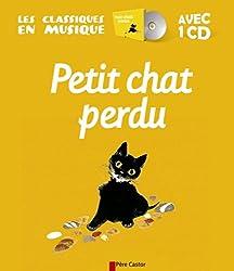 Petit chat perdu (1CD audio)