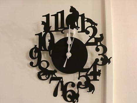 時計 ネコ