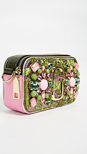 Brocade in Floral Multi Jacobs Marc Snapshot Green Camera Bag Women's 0pXqwS