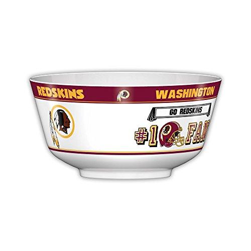 (Fremont Die NFL Washington Redskins All Pro Party Bowl)
