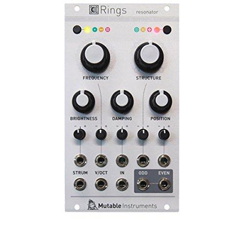 Mutable Instruments MM Rings ユーロラック モジュラーシンセ   B07674ZLZ5