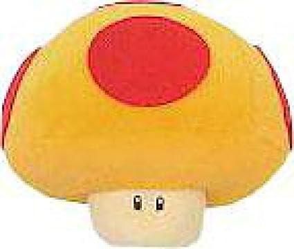 Amazon Com Super Mario Brothers Banpresto 5 Inch Plush Toy Super