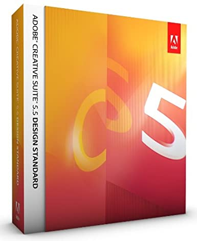 Adobe CS5 5 Design Standard Upgrade from CS2/CS3 [Mac