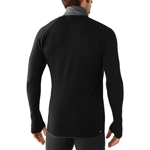 Zip Men's SmartLoft Divide Jacket Full Smartwool Graphite PhD XzUwqXS