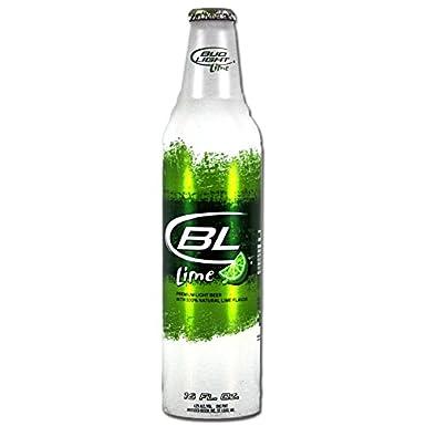 Bud Light Lime 16oz (473mL aluminum bottle) - 24 Pack