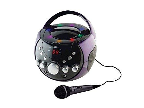 GPX J082PR Portable Karaoke Player by GPX (Image #1)