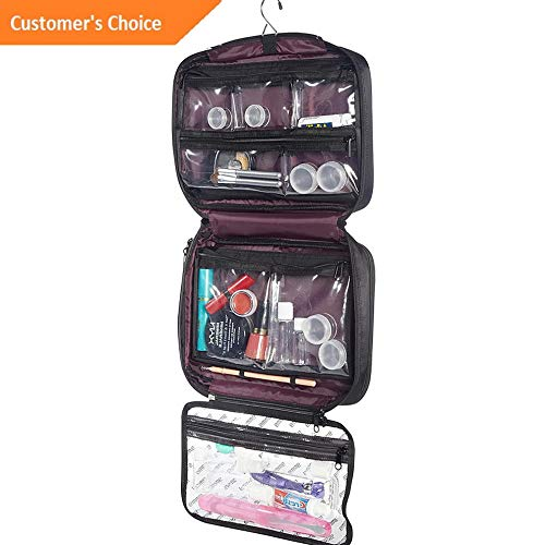 Amazon.com: Sandover EMME The Original EMME Cosmetic and Toiletry Travel Bag Toiletry Kit NEW | Model LGGG - 9957 |