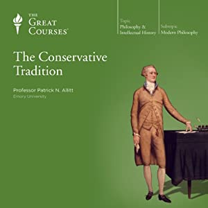 The Conservative Tradition Lecture