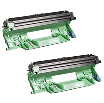 2X Unidad de Tambor Compatible con Brother DR1050 DCP-1510 DCP ...