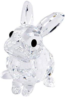 스와로브스키 SWAROVSKI 5135942 토끼 아기 크리스탈 피겨 인형 【 병행 수입품 】 / Swarovski 5135942 Rabbit Baby Crystal Figure Figurines [Parallel Import