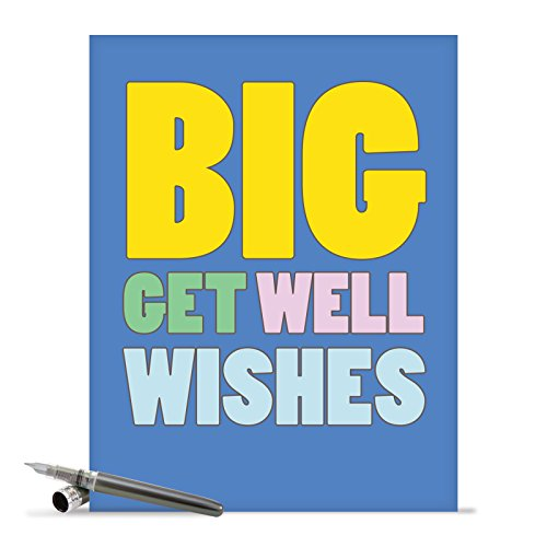 extra large get well card - 1