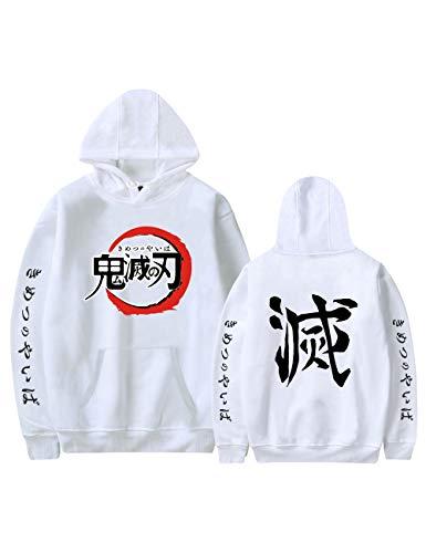 Demon Slayer Kimetsu No Yaiba Casual Hoodie for Man 3D Printed Sweater for Men Pullover Sweatshirt Costume