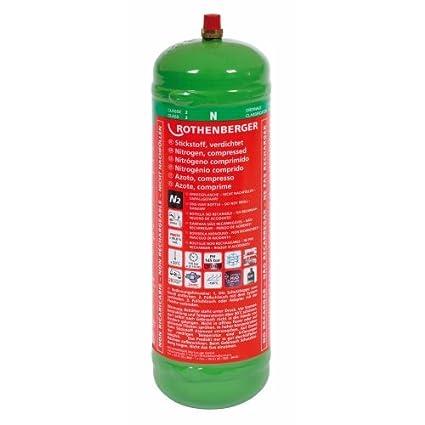 Rothenberger - Botella nitrogeno repuesto 1l