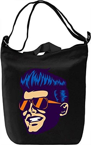Cool guy Borsa Giornaliera Canvas Canvas Day Bag  100% Premium Cotton Canvas  DTG Printing 