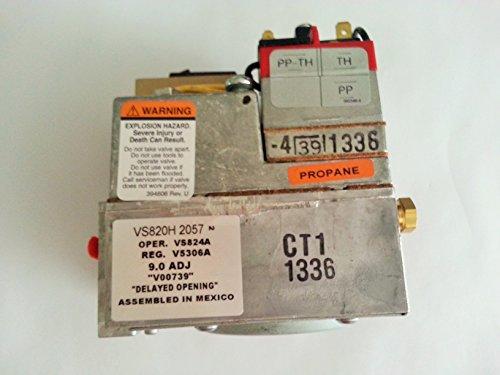 - Honeywell Millivolt Gas Valve LP #VS820H 2057