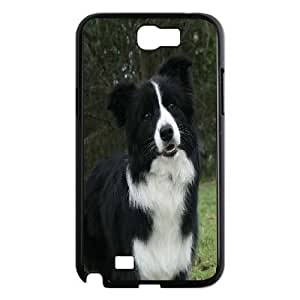 Generic Case Border Collie For Samsung Galaxy Note 2 N7100 G7F6652784