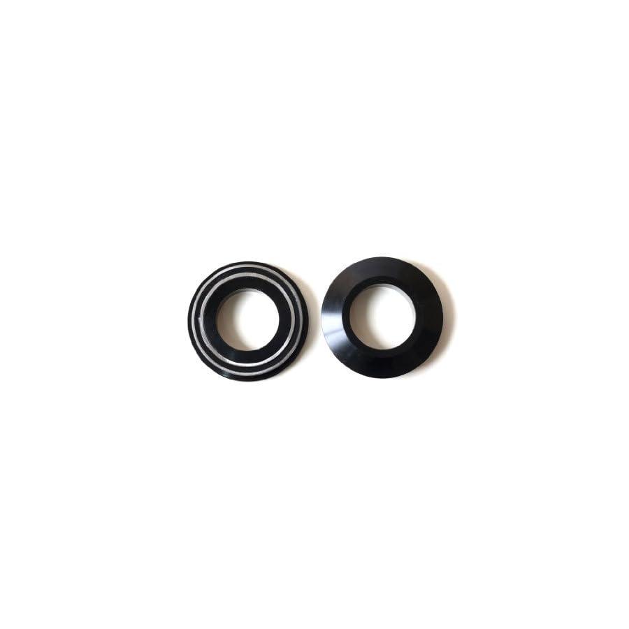Cannondale Headshok Reducer Headset Lefty 1 1/8 Adapter Conversion w/ Bearings