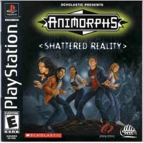 Animorphs: Shattered Reality (PS1)