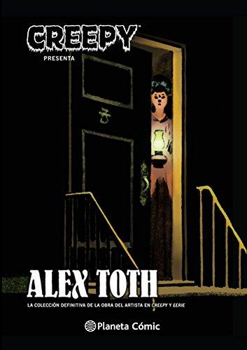 Descargar Libro Creepy Presenta Alex Toth