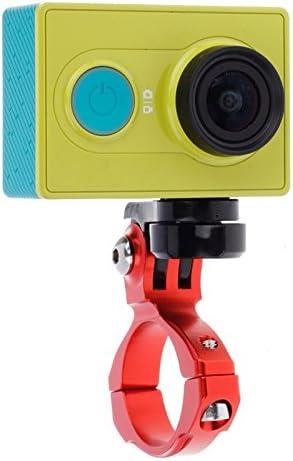 YCDZ STOREマウント Xiaomi李スポーツカメラ(XM33)のコネクタマウント付き自転車ハンドルバーホルダー (色 :