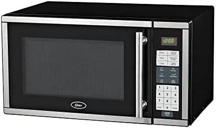 Oster OGB7901 0.9 cu Ft Stainless Steel Microwave Oven