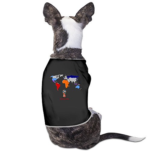 Funny 2018 FIFA World Cup Pet Dog T Shirt.