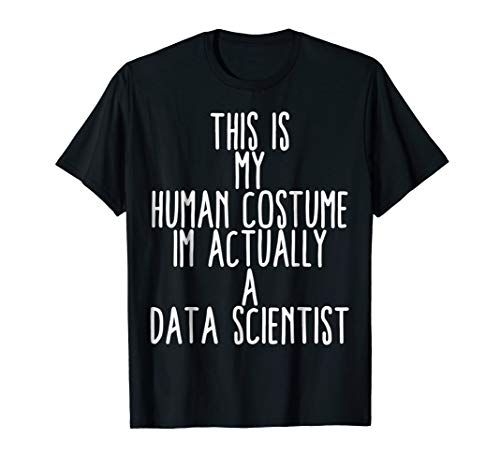 (Human Costume Data Scientist Big Data Analysis Mining)