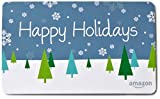 Amazon.com Gift Card in a Snowflake Tin