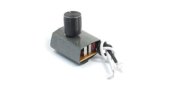 Interruptor de control de luz Dimmer eDealMax - - Amazon.com