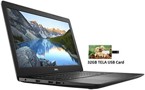 """2020 Newest Dell Inspiron 15.6"""" HD Business Laptop Intel 4205U, 12GB RAM, 256GB PCIe SSD + 1TB HDD Wireless AC, Bluetooth, Win10 Pro 32GB PCS USB Card WeeklyReviewer"""