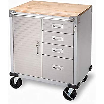 Amazon Com Seville Classics Heavy Duty Storage Cabinet