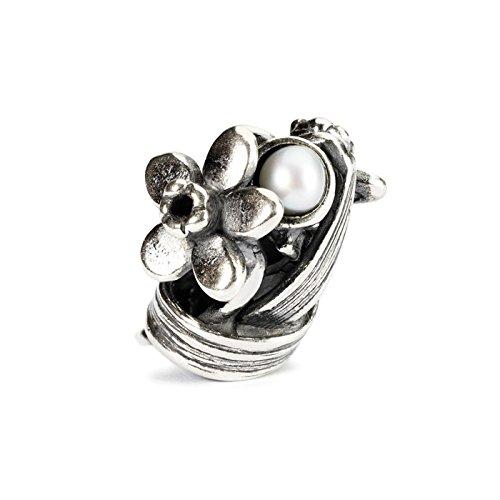 Trollbeads beads en argent 925jonquille de Mars tagbe-00029