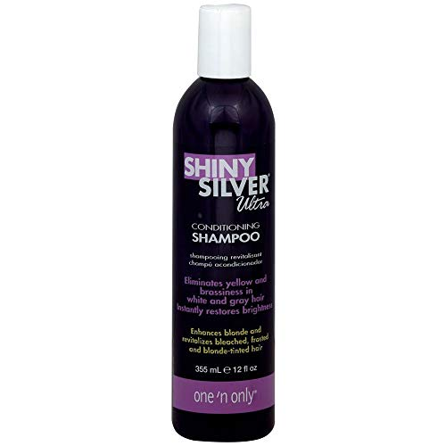 - One 'n Only Shiny Silver Ultra Conditioning Shampoo 12 oz