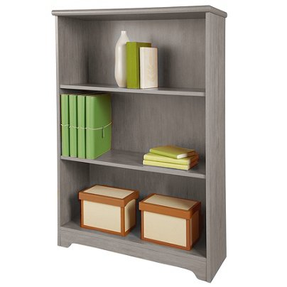 Realspace(R) Magellan Collection 3-Shelf Bookcase, (Collection Bookcase Hutch)