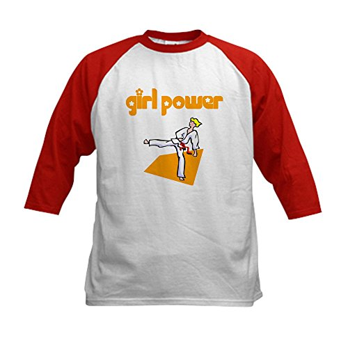 CafePress - Girl Power Martial Arts Kids Athletic Jersey - K