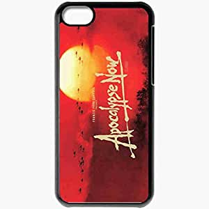 Personalized iPhone 5C Cell phone Case/Cover Skin Apocalypse Now Black