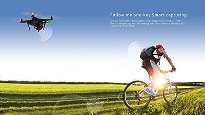 XIRO Xplorer Aerial UAV Drone Quadcopter