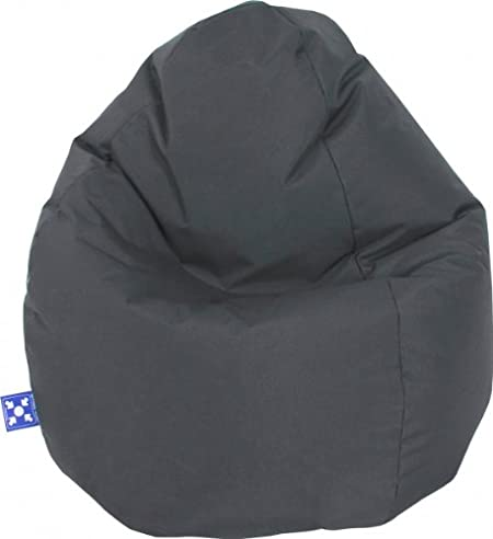 Sitzsack Brava Bean Bag XXL Ca 300 Liter Anthrazit