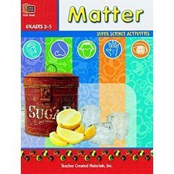 TCR3660 - Teacher Created Resources Matter: Super Science Activities Education Printed Book for Science - English by Teacher Created Resources Tcr3660 Super Science Activities