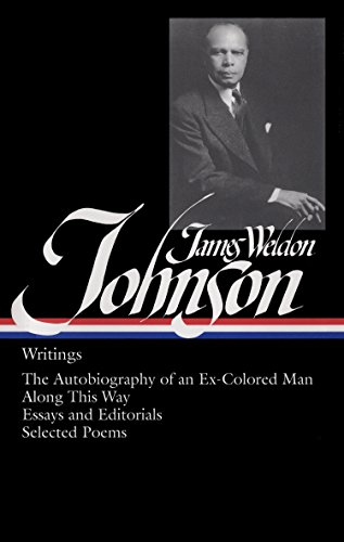James Weldon Johnson: Writings