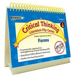 - Literature Critical Thinking Flip Center Creepy Crawlies