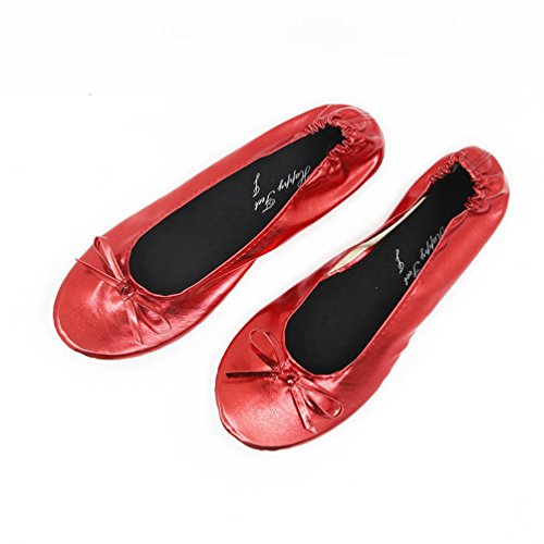 Ballet donna Red FeetHfp01 Happy Ballet Happy donna FeetHfp01 FeetHfp01 Ballet donna Red Happy Red awPqUa1Z