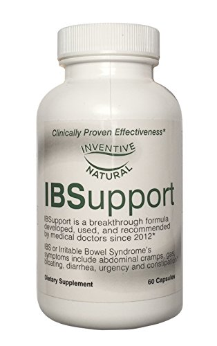 IBSupport: The IBS Breakthrough Formula for Relief & Support of Irritable Bowel Syndrome, 60 (Resistance Support Formula)