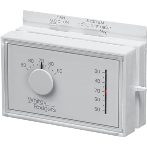 Mechanical Thermostat  Amazon Com
