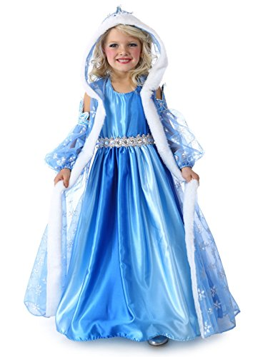 Winter Princess Costume - Princess Paradise Child Icelyn Winter Princess