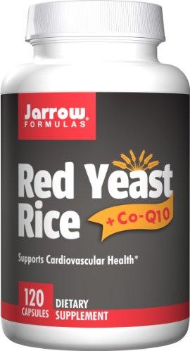 Jarrow Formulas Yeast Rice Co Q10