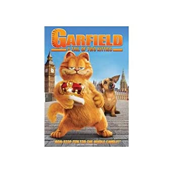 Amazon Com Garfield A Tail Of Two Kitties Breckin Meyer Jennifer Love Hewitt Billy Connolly Bill Murray Ian Abercrombie Roger Rees Lucy Davis Lena Cardwell Veronica Alicino Jane Carr Oliver Muirhead Jb Blanc